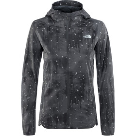The North Face Stormy Trail Jacke Damen tnf black reflective firefly print